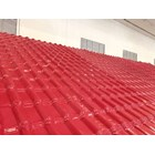 Shunda Roofing - Atap / genteng PVC Shunda 3