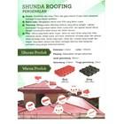 Shunda Roofing - Atap / genteng PVC Shunda 9