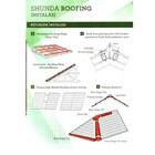 Shunda Roofing - Atap / genteng PVC Shunda 6