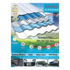 Atap UPVC MASPION SUPER ROOF Biru 3