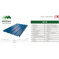 Atap UPVC Shunda Roofing R21B