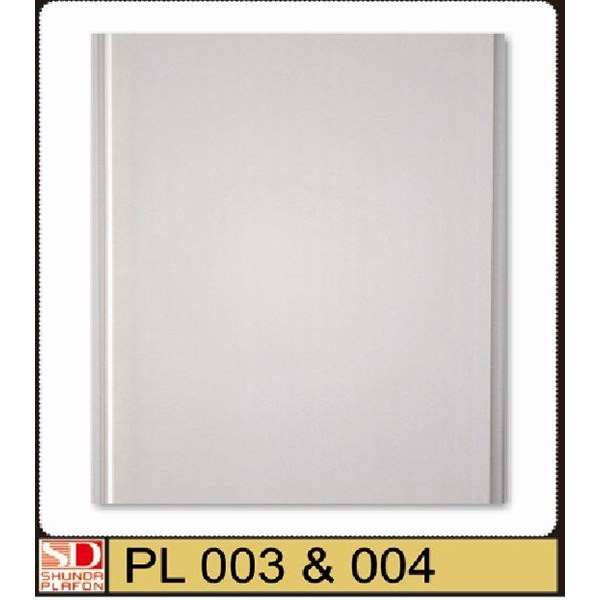 Dinding Partisi PVC Shunda Plafon PL 10.003