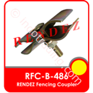 Rendez Fencing Coupler – Model : Rfc-B-486