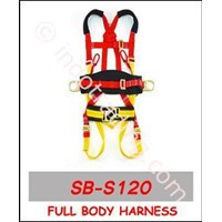Usafe Full Body Harness - En361:2002-En358:2002-En1497:1996 - Sb-S120 1