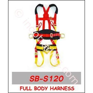 Usafe Full Body Harness - En361:2002-En358:2002-En1497:1996 - Sb-S120