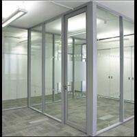 Kusen  Pintu Aluminium