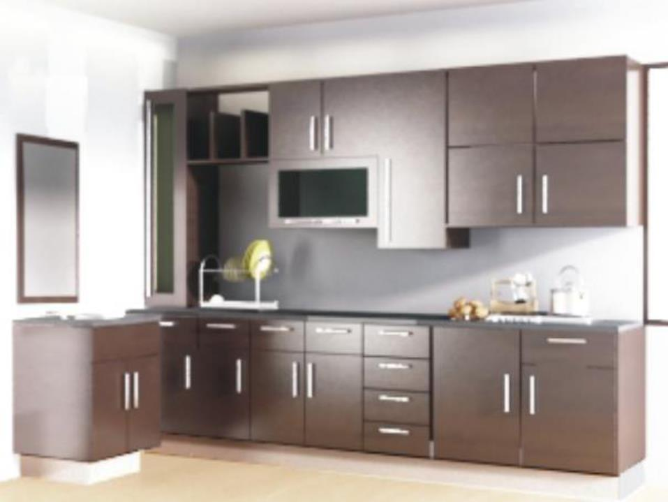 Jual kitchen set harga murah banjarmasin oleh cv usaha makmur for Jual aksesoris kitchen set