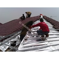 Pasang Rangka Atap 1