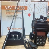 Handy Talky Weierwei UV-888