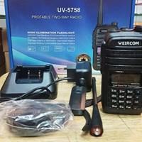 Handy Talky Weircom UV-5758