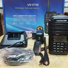 Handy Talky Weircom UV-5758