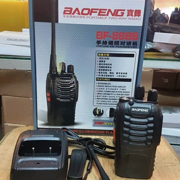 Sell Handy Talkie Baofeng BF-888S
