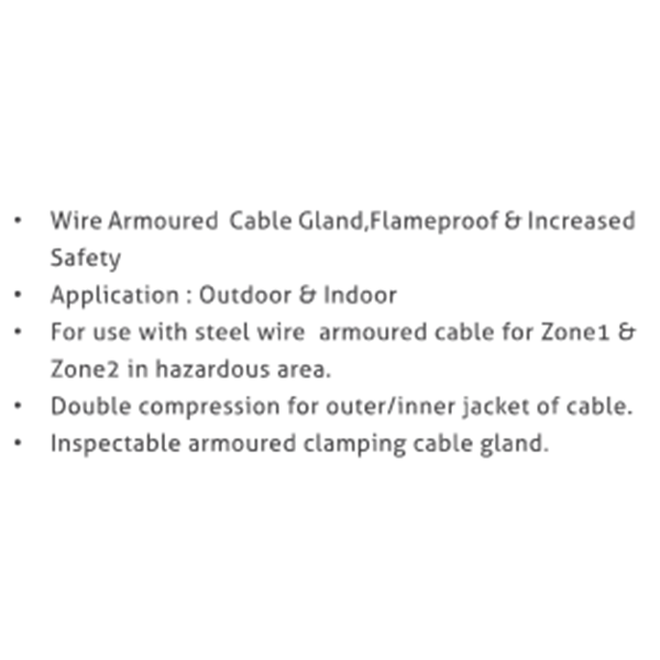 Cable Gland OSCG