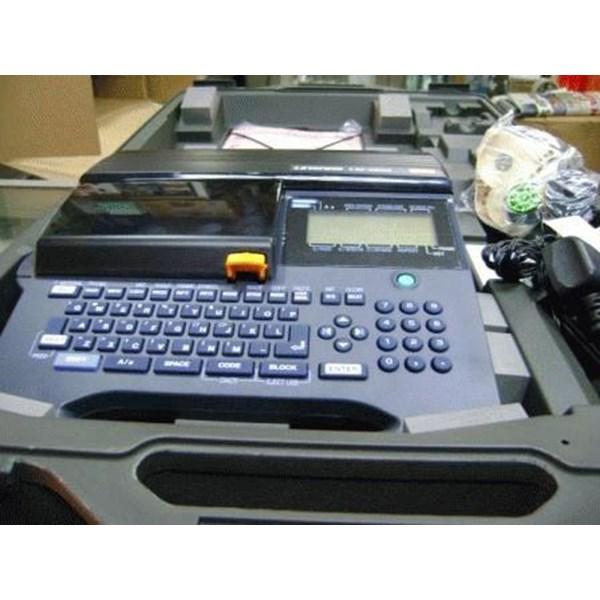 max letatwin lettering machine lm390a