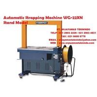 Jual Mesin Warp Atau Pengikat Otomatis Automatic Strapping Machine WG-22XN Stand Model