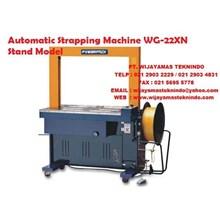 Mesin Warp Atau Pengikat Otomatis Automatic Strapping Machine WG-22XN Stand Model