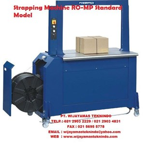 Mesin Warp Atau Pengikat Tali Strapping Machine RO-MP Standard Model