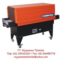 Thermal Shrink Machine (Mesin Penyusut Kemasan) BSE-4535 LA 1