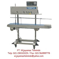 Countinous Band Sealer (Mesin Seal Kemasan) FRM-1120L  1