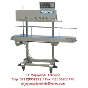 Dari Countinous Band Sealer (Mesin Seal Kemasan) FRM-1120L  0