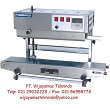 Countinous Band Sealer (Mesin Seal Kemasan) SF-150 LW