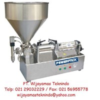 Automatic Filling Machine PPF-250T Powerpack (Mesin Pengisian Otomatis) 1