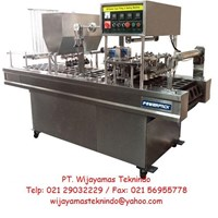 Filling Machine (Mesin Isi Cup Otomatis) GD-4 Line 1