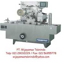 Jual Cellophane Overwrapping Machine (Mesin Segel Otomatis) BT-2000 A-B