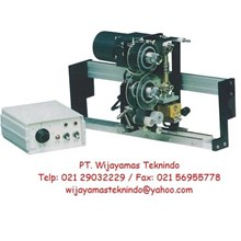 Colored Tape Hot Printer (Mesin Pencetak Kode Produksi) HP-241