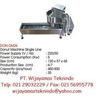 Donut Machine (Mesin Pencetak Donat) DM-26 1