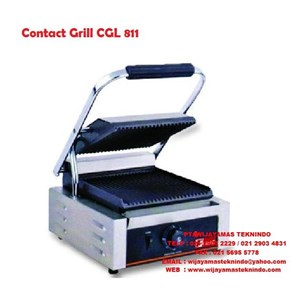 Mesin Pemanggang Elektrik Contact Grill CGL-811