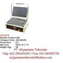 Contact Grill (Mesin Pemanggang Elektrik) CGL-811E