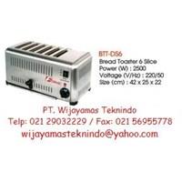 Bread Toaster BTT-DS6 Fomac (Mesin Pemanggang Roti Elektrik) 1