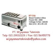 Bread Toaster BTT-DS6 Fomac (Mesin Pemanggang Roti Elektrik)