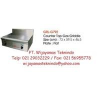 Gas Griddle (Mesin Pemanggang Gas) GRL-G792 1