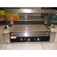 Jual Hot Dog Maker GRL-ER25 Fomac (Mesin Pemanggang Sosis) 2