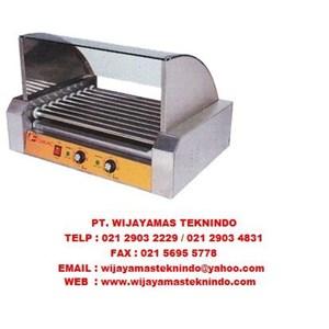Hot Dog Maker GRL-ER25 Fomac (Mesin Pemanggang Sosis)