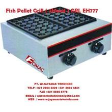Fish Pellet Grill GRL Fomac  - EH777