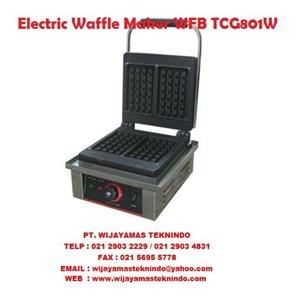 Dari Mesin Pembuat Waffle Fomac WFB-TCG801W 0