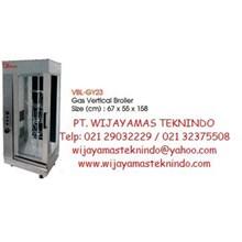 Gas Broiler Vertical (Mesin Pemanggang Bebek Gas) VBL-GY23
