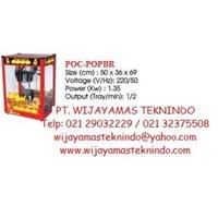 Jual Pop Corn Machine (Mesin Pembuat PopCorn) POC-POPBR