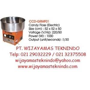 Cotton Candy Machine Electric (Mesin Pembuat Gulali Elektrik) CCD-MF01