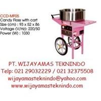 Cotton Candy Machine Electric With Chart (Mesin Pembuat Gulali Elektrik Dengan Meja) CCD-MF05 1