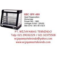 Jual Heat Preservation Showcase (Mesin Penghangat Makanan) SHC-BW-680