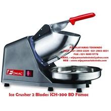 Mesin Penyaring Minuman Atau Es Serut Ice Crusher 2 Blades ICH-300 BD Fomac