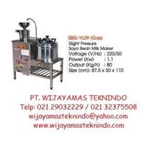 Soyabean Grinder Automatic (Mesin Pembuat Susu Kacang Kedelai Otomatis) SBG-YL09