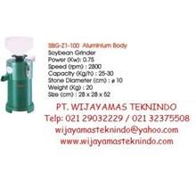 Soyabean Grinder (Mesin Penggiling Kacang Kedelai) SBG-Z1-100