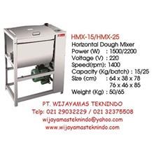 Dough Mixer Horizontal HMX-15 - 25