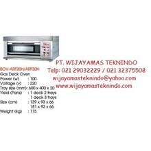 Gas Deck Oven (Mesin Pemanggang) BOV-ARF20H - 30H