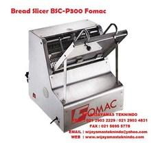 Mesin Pemotong Bread Slicer BSC-P300 Fomac